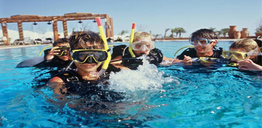 PADI Bubblemaker Course Hurghada